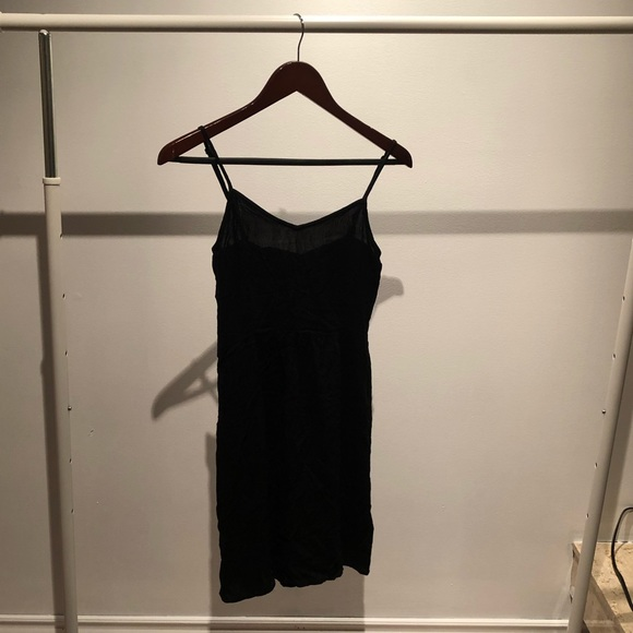 (3 for $25) Basic black dress